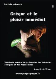 Grégcr et le - Le Projet Gregor