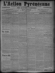 17 Janvier 1910 - Bibliothèque de Toulouse