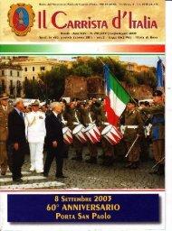 235 - Associazione Nazionale Carristi d'Italia