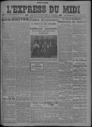 15 septembre 1923 - Bibliothèque de Toulouse