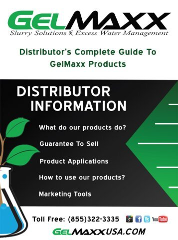 GelMaxx Distributor Program