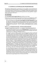 X. Verfahren zur Erhöhung des Hauptmietzinses - Manz