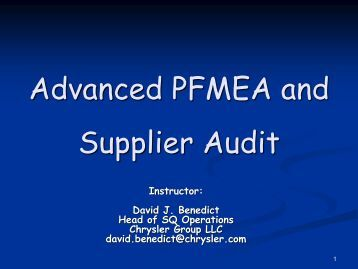 paynter chart analysis guidelines chrysler