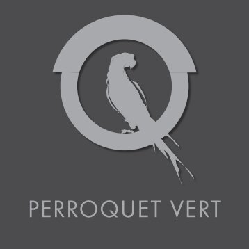 Téléchargez notre carte - Le Perroquet Vert