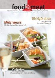Mai 2010 - Food en meat
