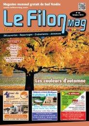 Sud Vendée - OCTOBRE 2012 - N°40 - Le FiLON MAG