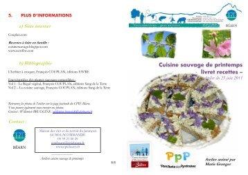recettes_printemps.pdf - CPIE Béarn