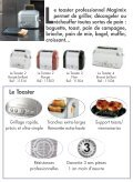 Le toaster professionnel Magimix - 3 Suisses - Page 2