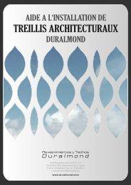 TREILLIS ARCHITECTURAUX
