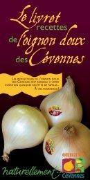0-recettes 2008.pdf - oignons doux des cevennes