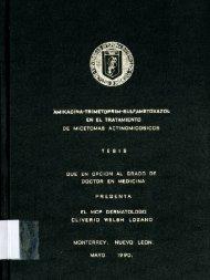 Oliverio Welsh Lozano. - cdigital - Universidad Autónoma de Nuevo ...