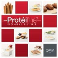 Brochure - Laboratoires Ysonut, solutions intégrales en nutrition ...