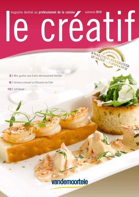 Magazine Destine Au Professionnel De La Cuisine Ramaut
