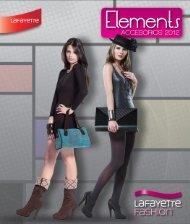 Descarga Catálogo Elements - Lafayette Fashion