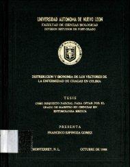 Francisco Espinoza Gomez - cdigital - Universidad Autónoma de ...