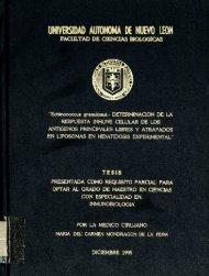 Echinococcus granulosus - cdigital - Universidad Autónoma de ...