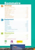 Stockage Equipement Manutention - Ettax - Page 3