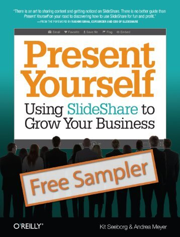 Present Yourself - Cdn.oreilly.com