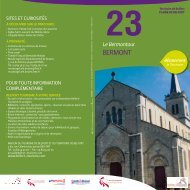 23. Le Bermontour (Bermont) - Territoire de Belfort