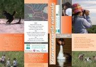 Réserve naturelle nationale - La Base Régionale de Loisirs de Saint ...