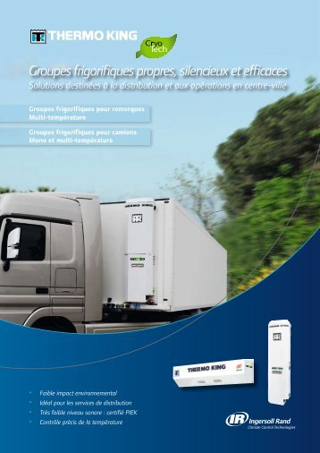 CRYO TECH - Froid et Services