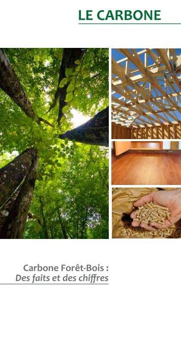 LE CARBONE - France Bois Forêt