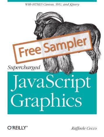 Supercharged JavaScript Graphics - Cdn.oreilly.com
