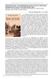 Brave Battalion : The Remarkable Saga of the 16th Battalion ...