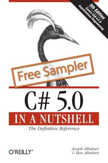 C# 5.0 in a Nutshell - Cdn.oreilly.com