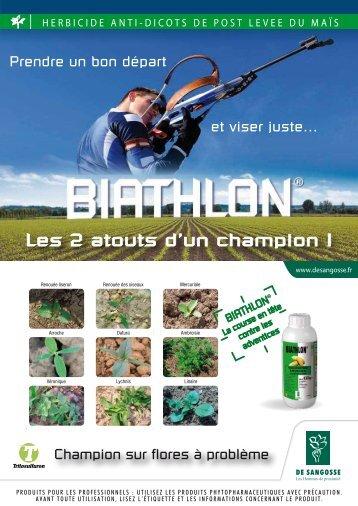 RECTO BIATHLON bd - De Sangosse