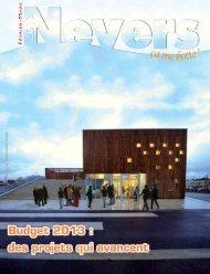 N°184 - Février-Mars 2013 A la une - Ville de Nevers