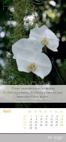 """Kalender """"Emotionen 2013"""" - System Print GmbH - Seite 5"""