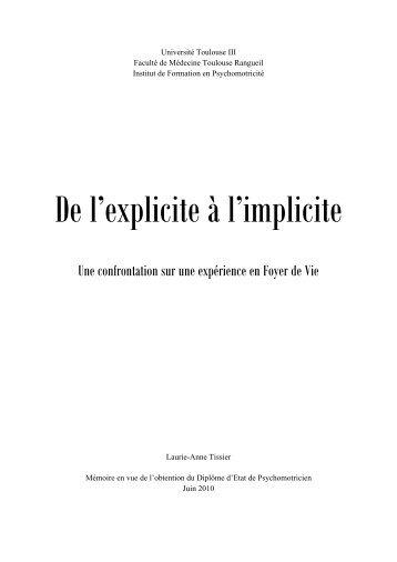 icones - Institut de Formation en Psychomotricité de Toulouse