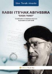 Télécharger le ebook - Torah-Box.com