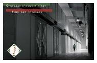 NOUVEAU : 20 000 m² de stockage aux portes de Paris - LP ART