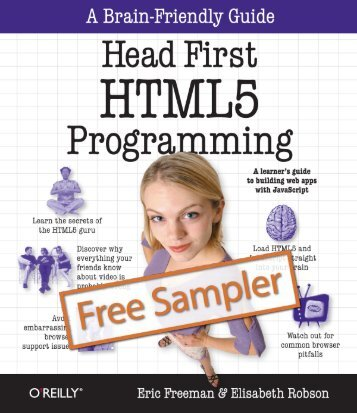 Head First HTML5 Programming - Cdn.oreilly.com