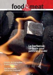 mars 2013 - Food en meat