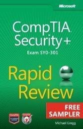CompTIA® Security+™ Rapid Review (Exam SY0 ... - Cdn.oreilly.com