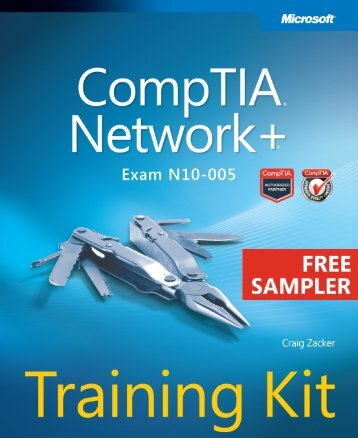 CompTIA Network+ Training Kit (Exam N10-005) - Cdn.oreilly.com