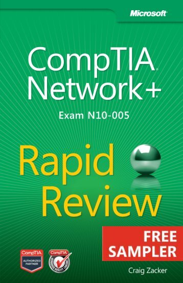 CompTIA® Network+® Rapid Review - Cdn.oreilly.com