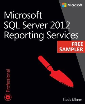 Microsoft SQL Server 2012 Reporting Services - Cdn.oreilly.com