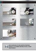 la gamme metabo pour l'acier inoxydable. - Page 4