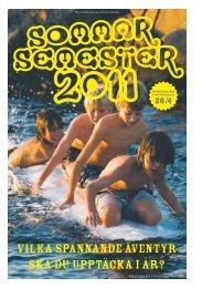 110426 Sommar Semester 2011 - Sydsvenskan