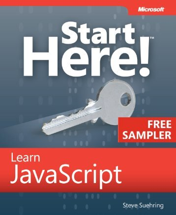 Start Here! Learn JavaScript - Cdn.oreilly.com
