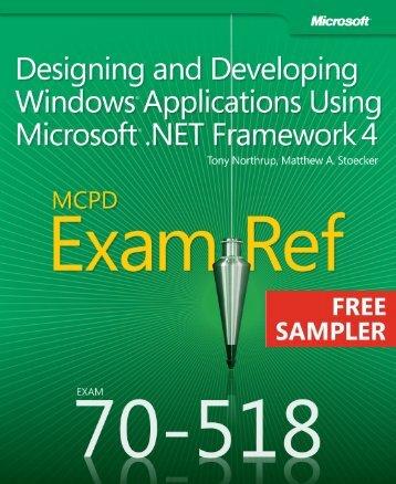 MCPD 70-518 Exam Ref: Designing and ... - Cdn.oreilly.com