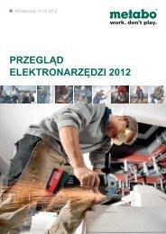 Katalog Metabo 2012 - Narz?dzia ? Elektronarz?dzia Konin :: Artmetal