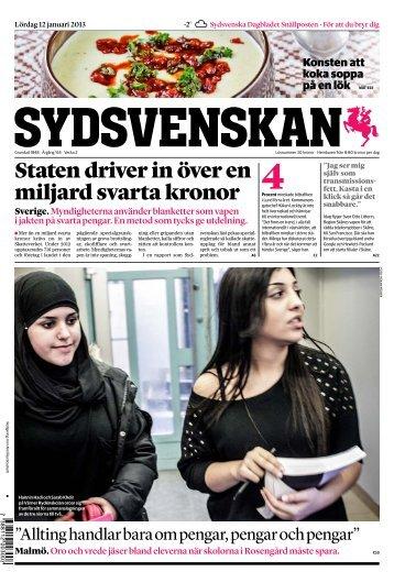 50% - Sydsvenskan