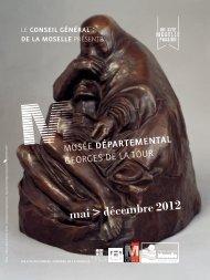 mai > décembre 2012 - Conseil général