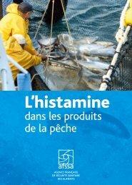 L'histamine dans les produits de la pêche