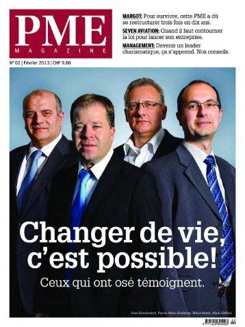 20 PME qui font Fribourg - JNJ automation SA